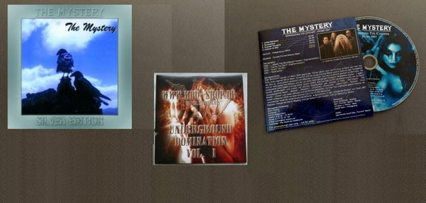 Image of Demo and Sampler CDs - Please select Option 5€/3€