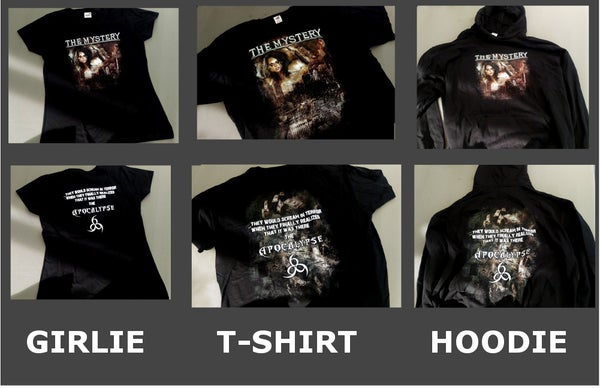 Image of APOCALYPSE 666 - Merchandise - PLEASE CLICK OPTION BELOW