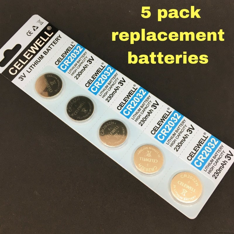 Image of NEW! eTextile Kit Replacement Batteries