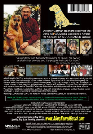 Image of A Dog Named Gucci DELUXE DVD