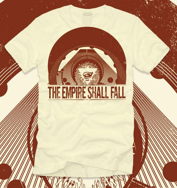 Image of TESF T-Shirt (Organic Cotton) / Free Awaken CD / Ladies Large and Small Only