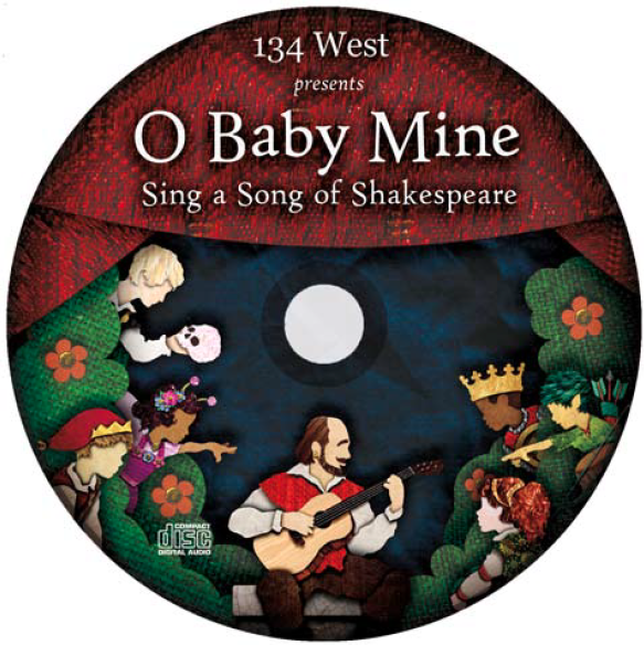 Image of O Baby Mine CD