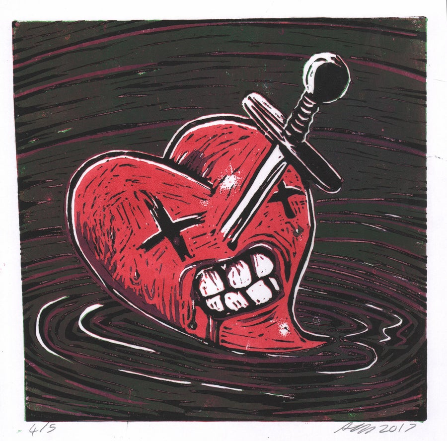 Image of Heart Broken I