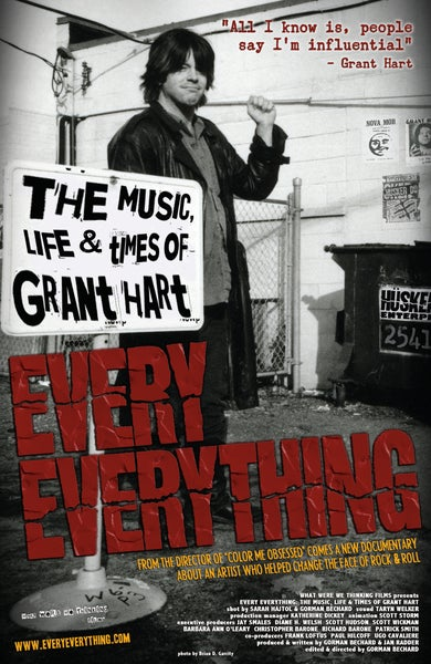 Image of Every Everything POSTER