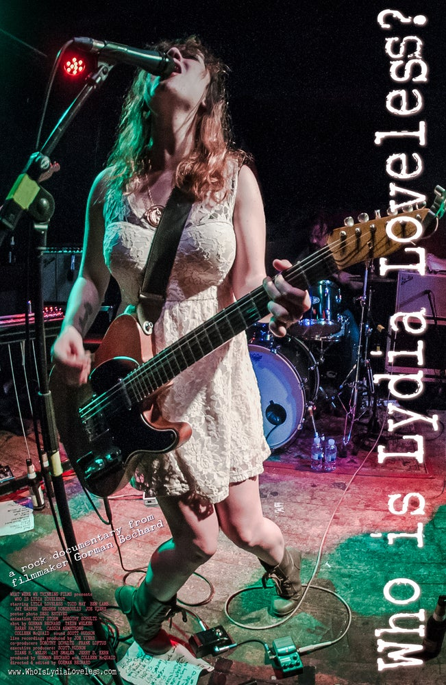 Image of Who is Lydia Loveless? POSTER
