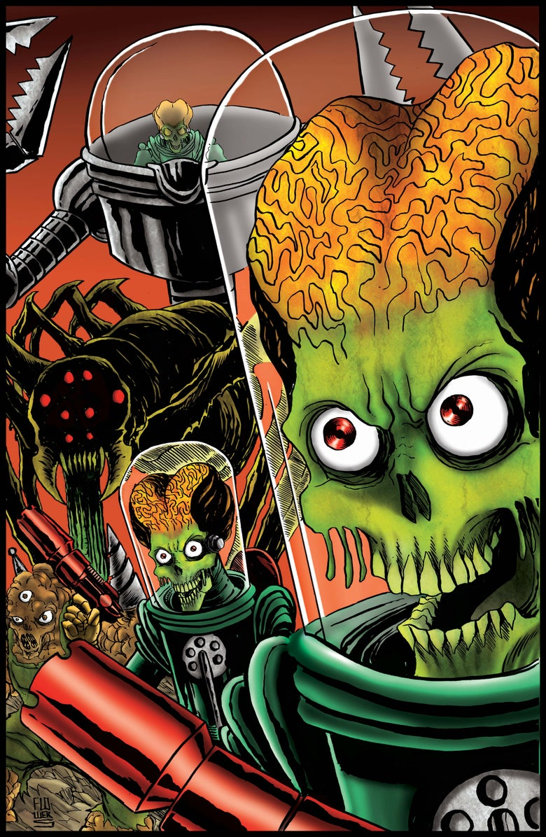 Image of MARS ATTACKS