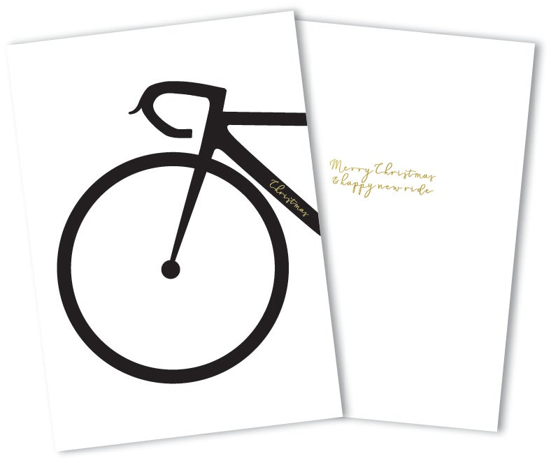 Image of Happy New Ride - Christmas Cards