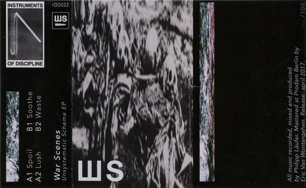 Image of [IOD022] War Scenes - Unsystematic Scheme Tape
