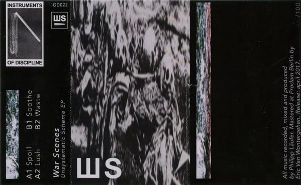 Image of [IOD022] War Scenes - Unsystematic Scheme Tape