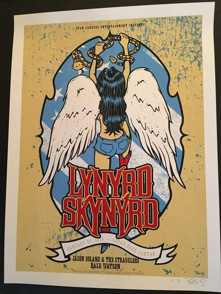 Image of Lynyrd Skynyrd - Austin 2016