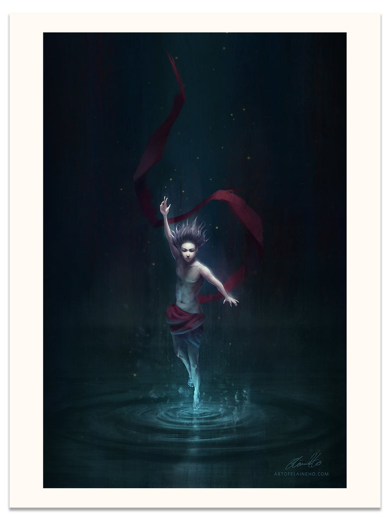 Image of Child of the Storm - Limited Edition Giclee