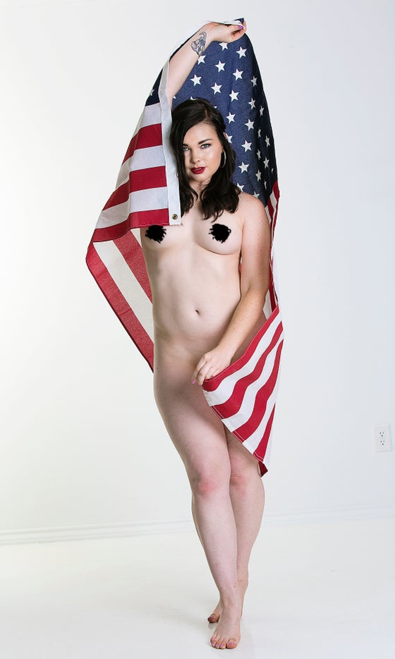 Image of ALL AMERICAN GAL