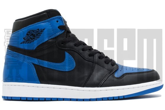 "Image of Nike AIR JORDAN 1 RETRO HIGH OG ""ROYAL 2017"""