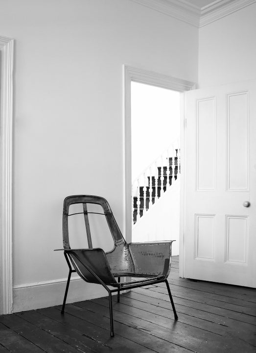 Image of Lucania Chair Frame by Giancarlo de Carlo