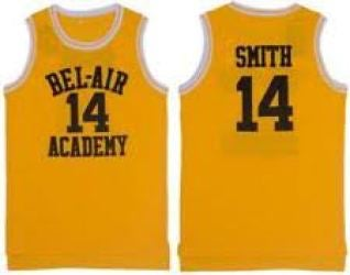 Image of Will Smith Fresh Prince Of Bel Air Jersey