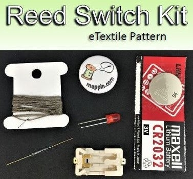 NEW! Reed Switch Kit