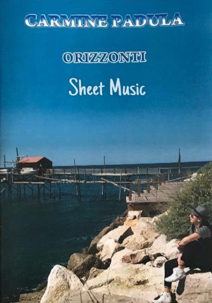 Image of Orizzonti {Sheet Music}
