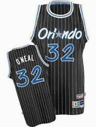 Image of Shaquille O'Neal lakers/magic throwback jersey