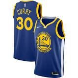 Image of Stephen Curry Golden State Warriors Jersey