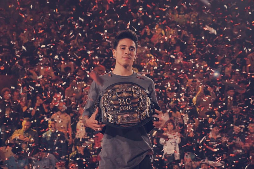 Image of With the Champion: Bboy VICTOR Intensive Workshop
