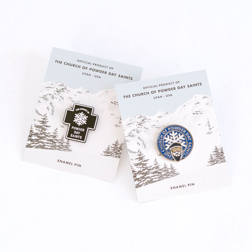 Image of Enamel Pins - Set of 2