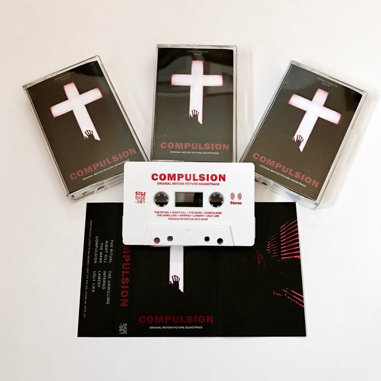 "Image of NICK YACYSHYN & BRIAN SEPANZYK ""Compulsion - OST"" CS"