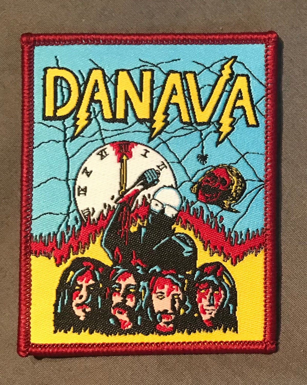 Image of Woven Patch