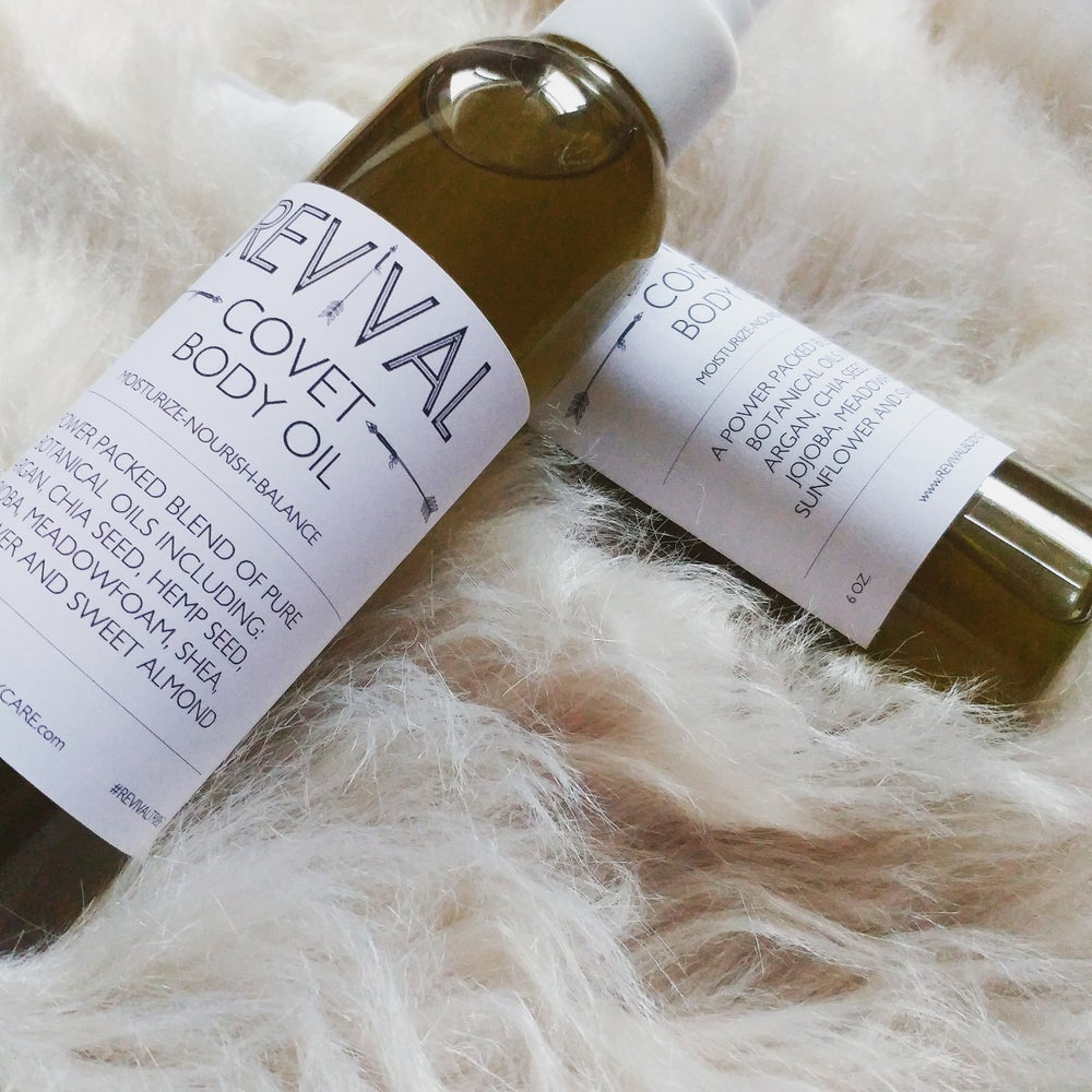 Image of COVET BODY OIL