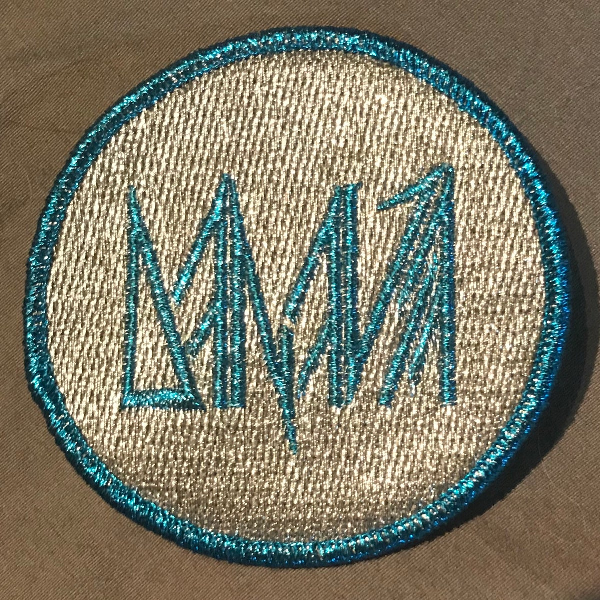 Image of Metallic Patch