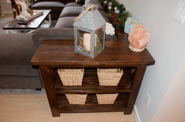 Image of Rustic Hutch