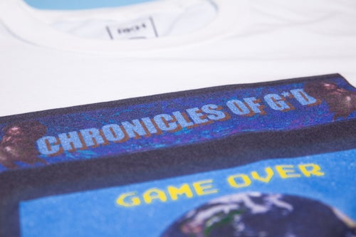 Image of T-SHIRT | CHRONICLES OF G*D