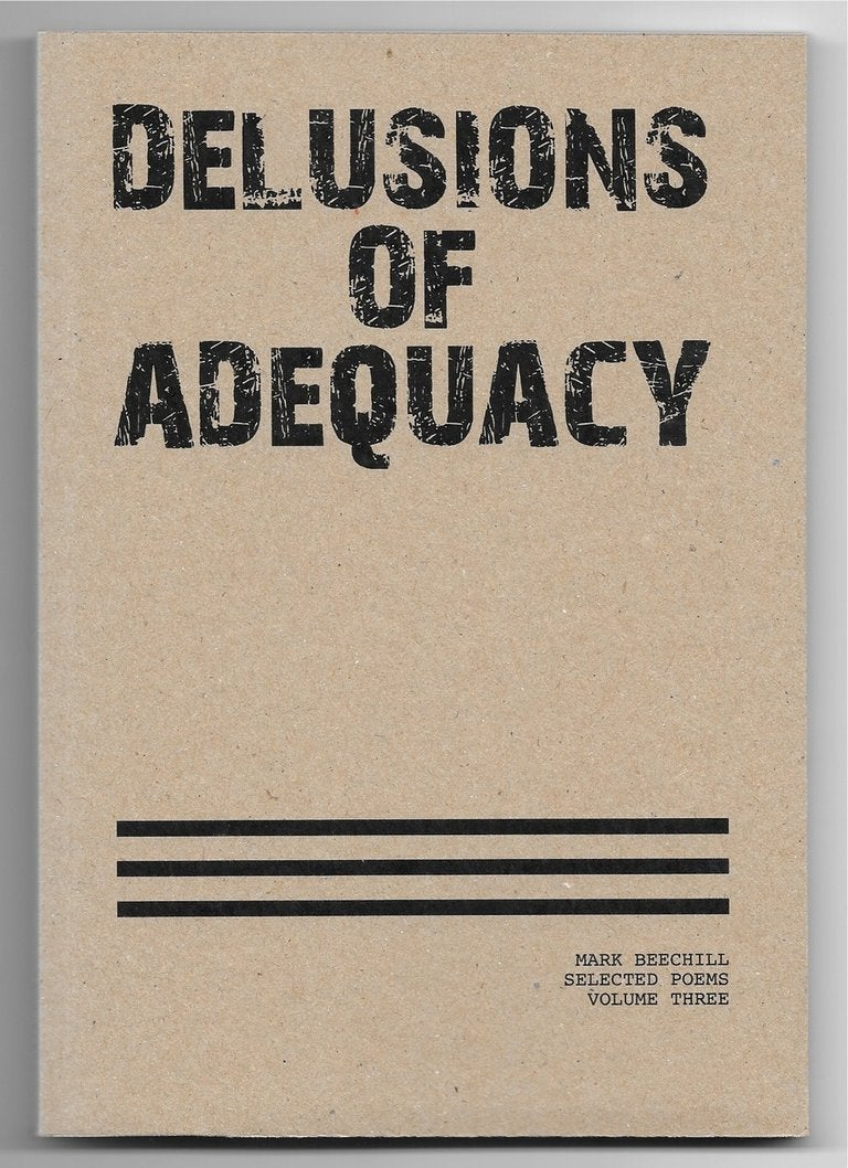 Image of DELUSIONS OF ADEQUACY
