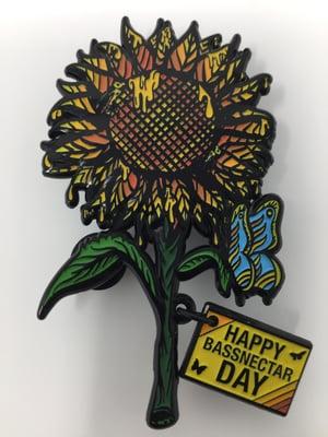 Happy Bassnectar Day 3D Pin (LE 50)