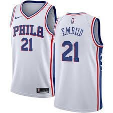 Image of Youth Joel Embiid Jersey