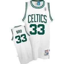 Image of Youth Larry Bird Jersey