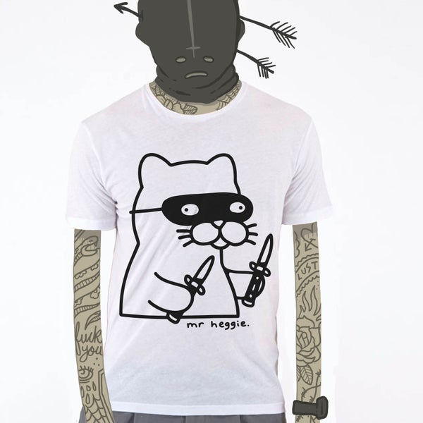 Image of the bad boy cat shirt