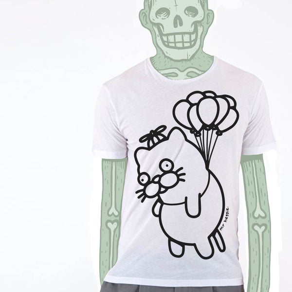 Image of the balloon cat shirt
