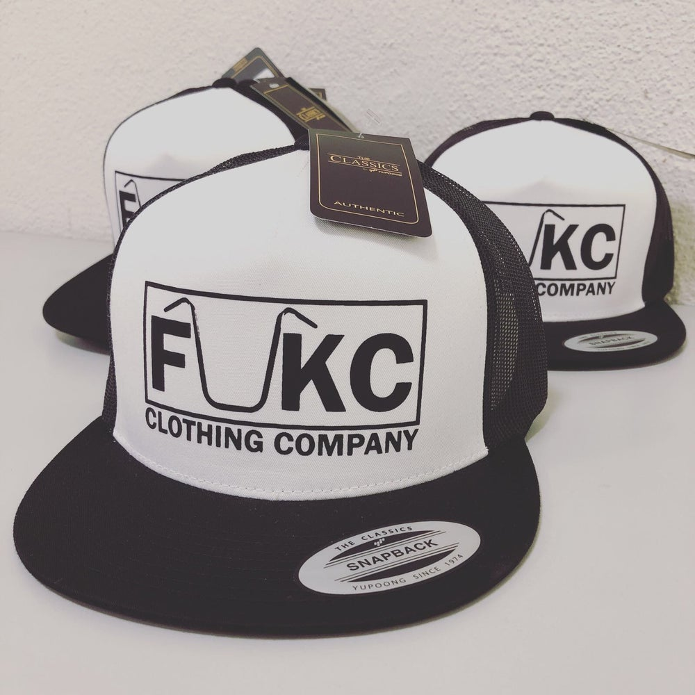 Image of FUKC CLOTHING COMPANY HAT