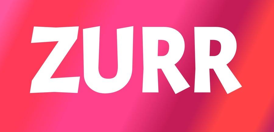 Image of ZURR Stickers