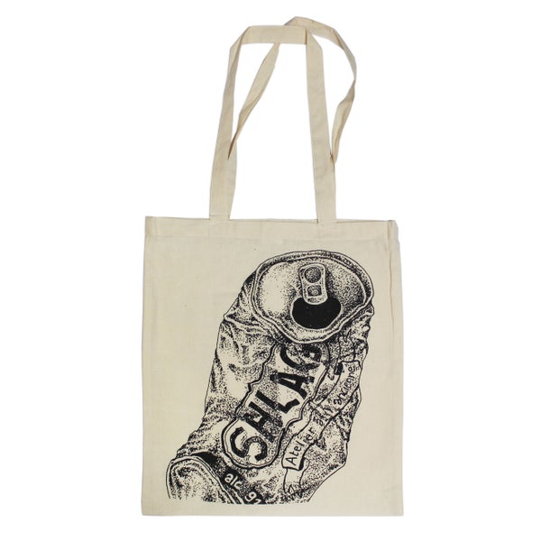 Image of TOTE BAG CANETTE