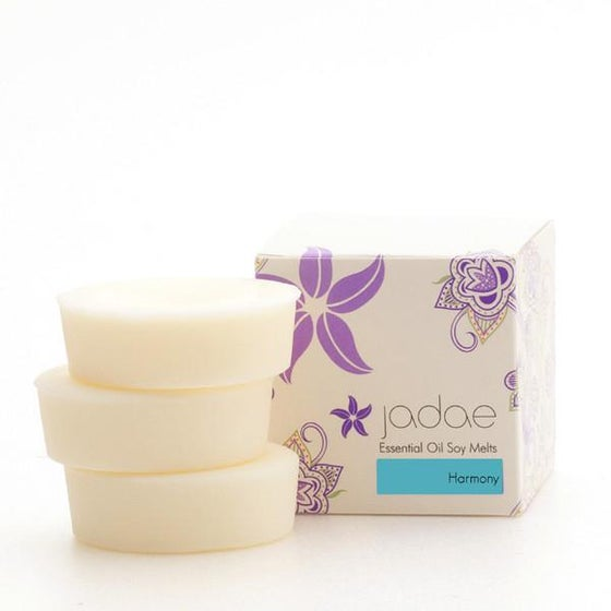 Image of Essential Oil Soy Melts - Pack of 3