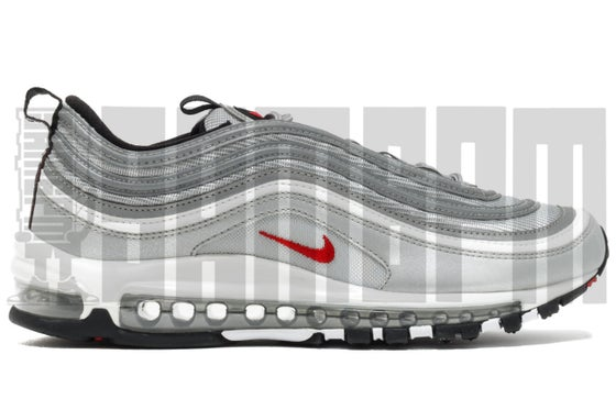 "Image of Nike AIR MAX 97 OG QS ""SILVER BULLET"""