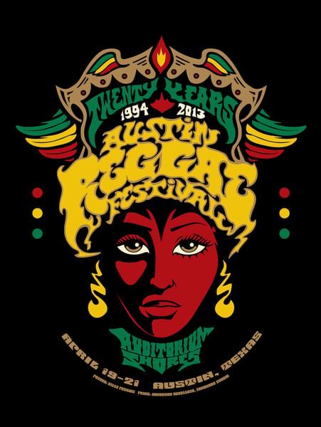 Image of Austin Reggae Festival