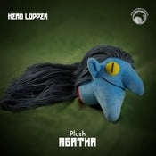 Image of Head Lopper: Limited Edition Agatha plush! ONLY 6 LEFT!