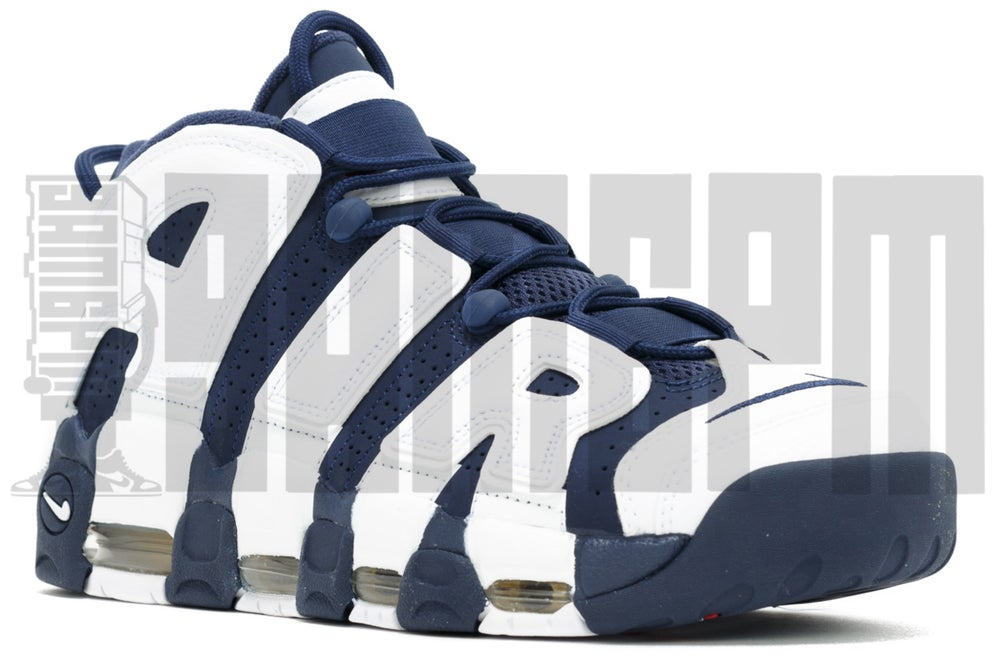 """Image of Nike AIR MORE UPTEMPO """"OLYMPIC"""""""