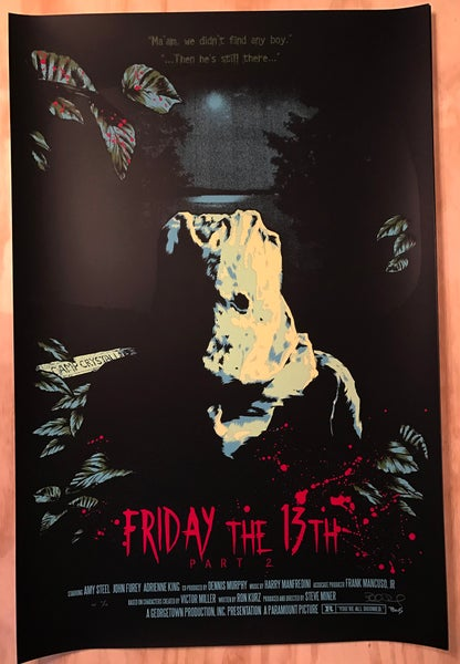 Image of Friday the 13th Part 2