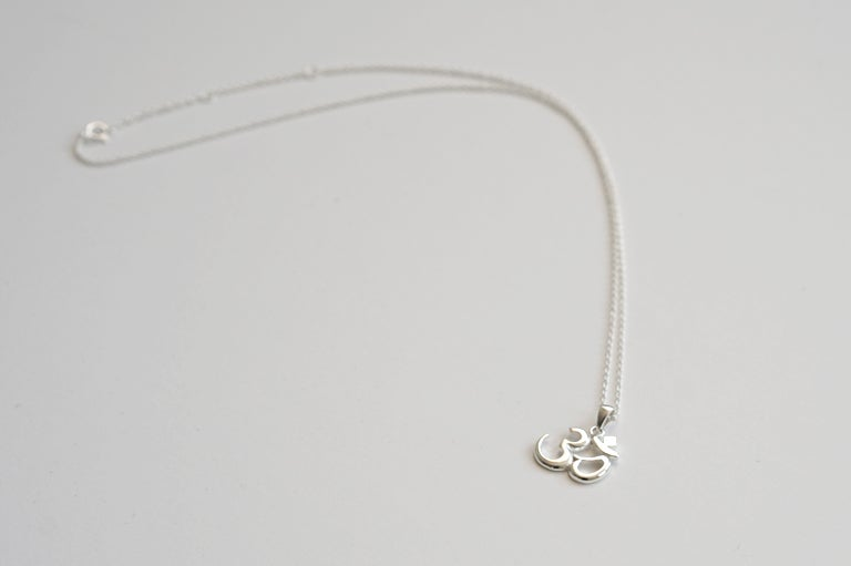 Image of Om Necklace