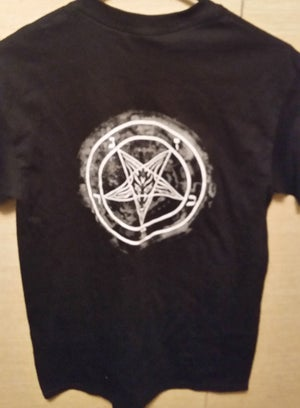 "Image of AVENGER ""Bohemian Dark Metal"" T-SHIRT"