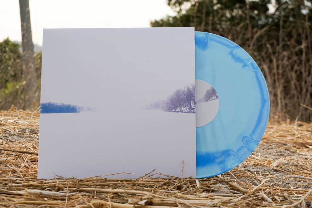 Image of Save Us From The Archon - Thereafter LP [Baby Blue Swirl]