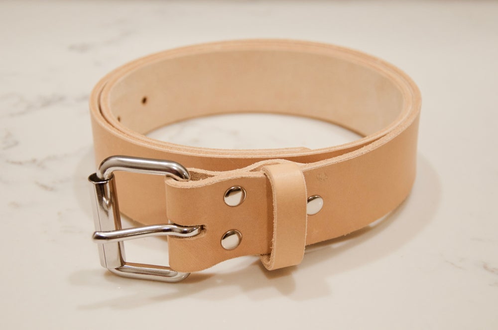 Image of Leather Belts